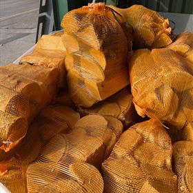 Kiln Dried Logs - Net