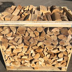 Kiln Dried Logs - Crate (1.5 Bulk Bags)